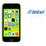 iPhone 5C de 8GB ya en México con Telcel