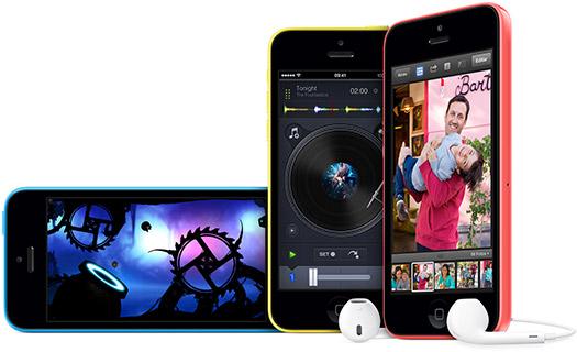 iPhone 5c 8GB ya en México