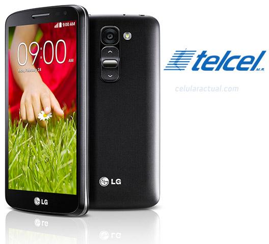 LG G2 mini D625 en México con Telcel