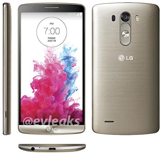 LG G3 Gold