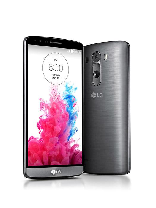 LG G3 oficial color Negro Metálico