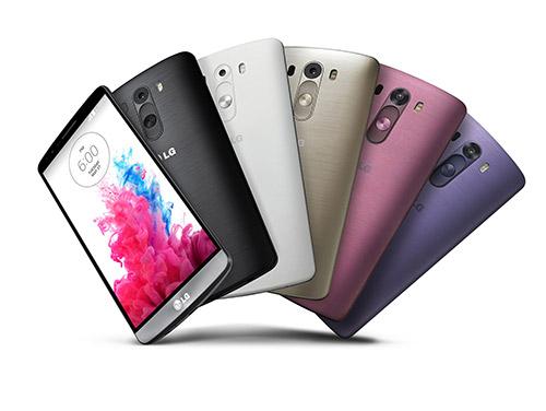 LG G3 oficial Todos los colores