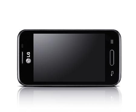 LG L40 en México pantalla horizontal