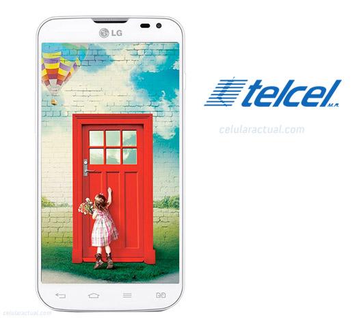 LG L80 en México con Telcel