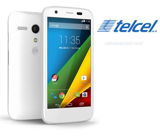 Moto G LTE en México con Telcel