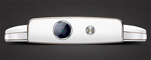Oppo N1 Mini oficial cámara giratoria de 13 MP con hasta 24 MP