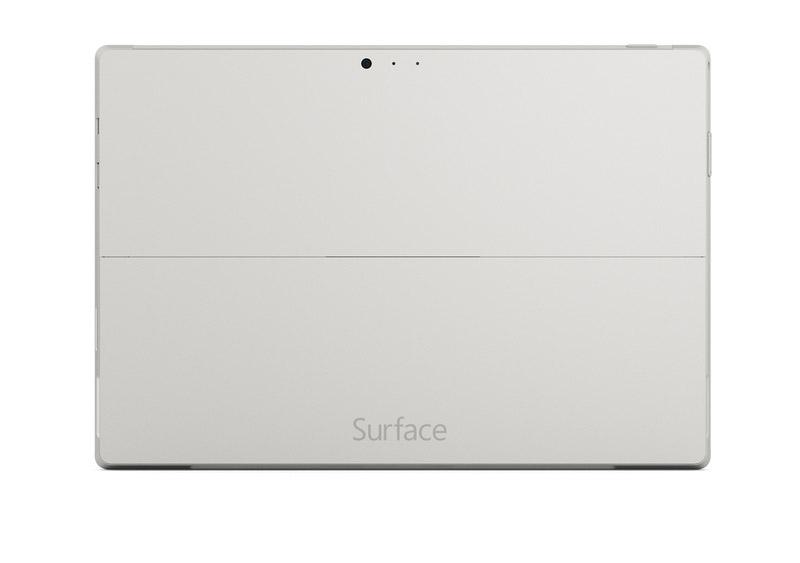 Surface Pro 3 cubierta trasera