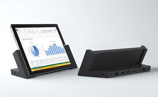 Surface Pro 3 Dock Station