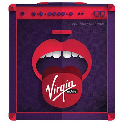 Virgin Mobile en México Póster Amplificador