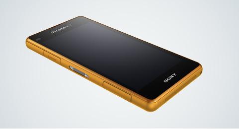 Sony Xperia A2 SO-04F color naranja