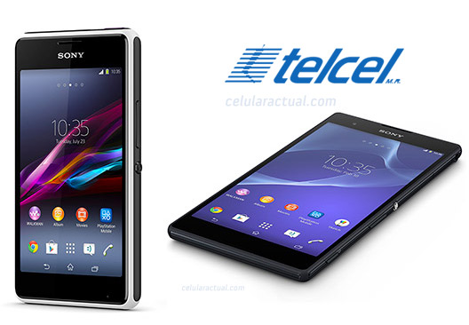 Sony Xperia E1 en México con Telcel, precio e información