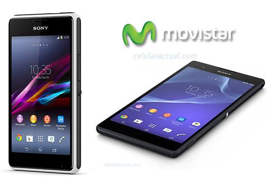 Sony Xperia E1 en México con Movistar