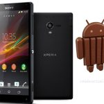 Sony comienza a enviar Android 4.4 KitKat para los Xperia Z, ZL, ZR y Tablet Z