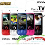 Zonda ZM71 Champion un básico con TV ya en México