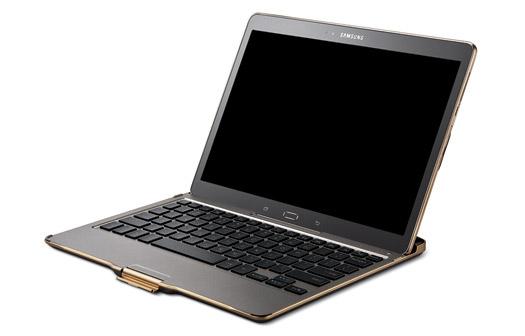 Samsung  Galaxy Tab S 10.5 con Bluetooth Keyboard