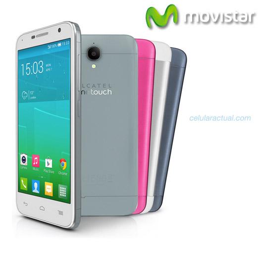 Alcatel Idol 2 Mini en México con Movistar