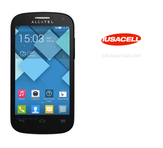 Alcatel Pop C3 en Iusacell
