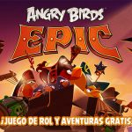Angry Birds Epic llega a Android, iOS y Windows Phone