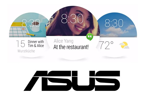 ASUS con Android Wear