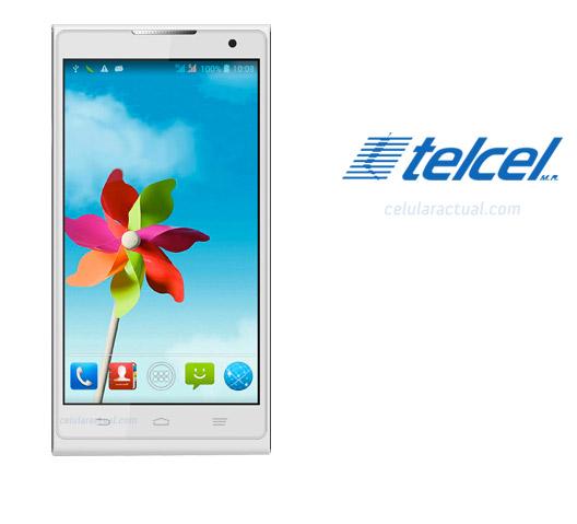 ZTE Blade L2 en México con Telcel