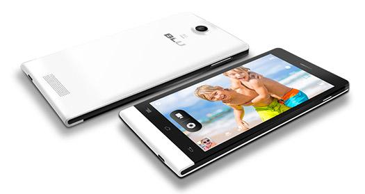 """Blu Life 8 Octa Core de 8 MP y 5"""" color blanco"""