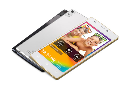 Blu Vivo IV Octa Core pantalla y cámara de 13 MP