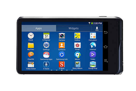 Samsung Galaxy Camera 2 color negro  pantalla HD