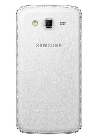 Samsung Galaxy Neo 2 Dual color blanco en México cámara trasera