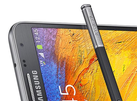 Galaxy Note 3 Detalle