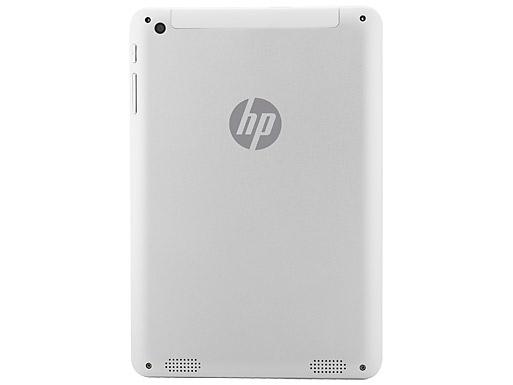 HP 8 tablet con procesador Quad Core y Android en México cámara trasera