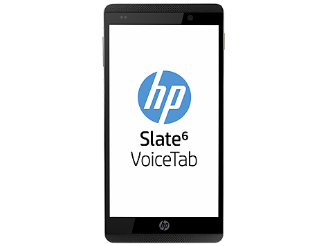 "HP Slate 6 VoiceTab pantalla 6"" HD"