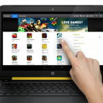 HP presenta laptop con Android