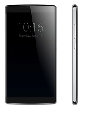 Huawei Honor 4 pantalla y grosor