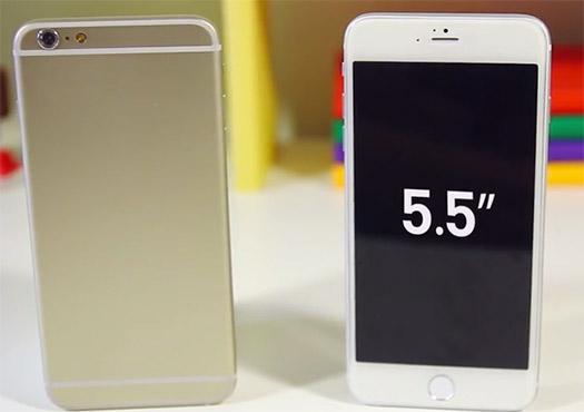 iPhone 6 de 5.5 pulgadas iPhablet
