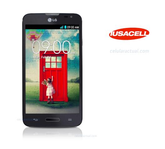 LG L70 en México con Iusacell