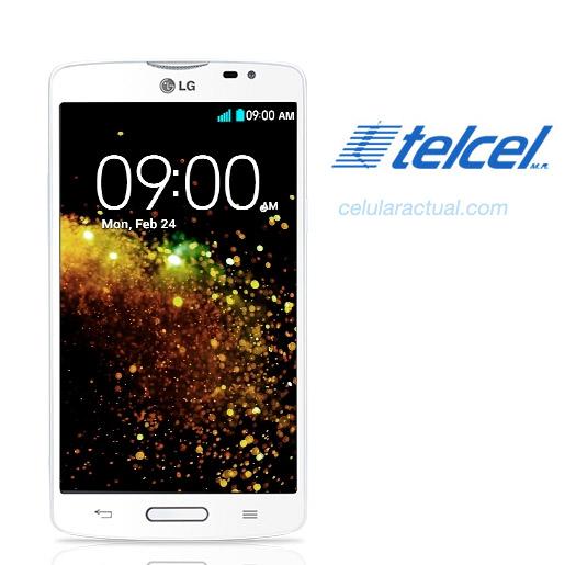 LG L80 D373 en México con Telcel