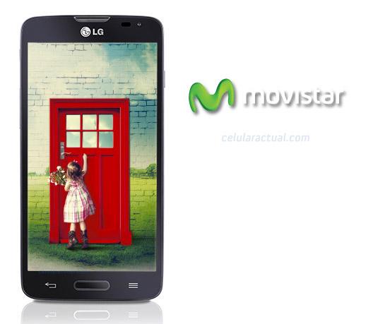 LG L90 en Movistar México
