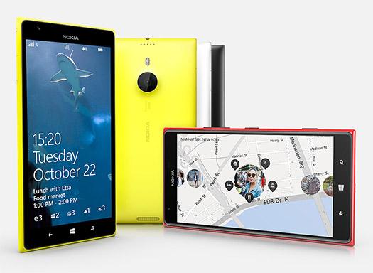 Nokia Lumia 1520 en México Libre Desbloqueado