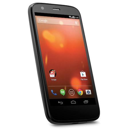 Moto G con Android 4.4.3 KitKat