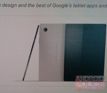 HTC Nexus 9 se filtra imagen y especificaciones: será con Tegra K1