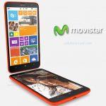 Nokia Lumia 1320 phablet llega a México con Movistar