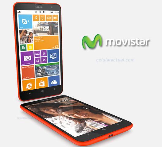 Nokia Lumia 1320 ya en México con Movistar