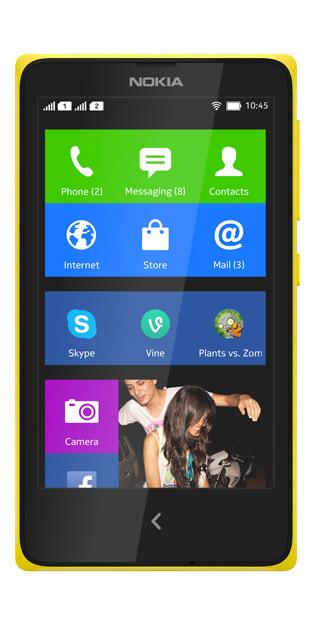 Nokia X con Android en México