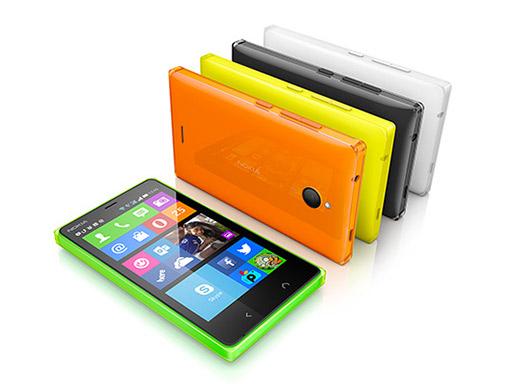 Nokia X2 oficial colores