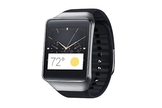 Samsung Gear Live color negro