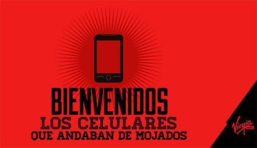 Virgin Mobile México, Celulares Gabachos