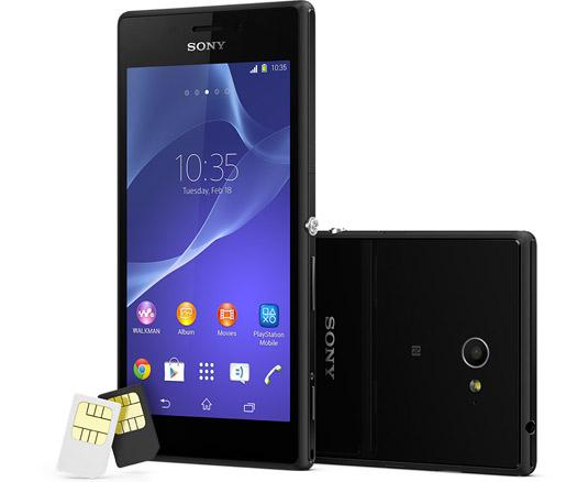 Sony Xperia M2 Dual con Doble SIM  en México