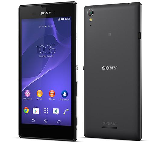 Sony Xperia T3 oficial en México