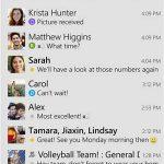 BBM llega ahora a Windows Phone