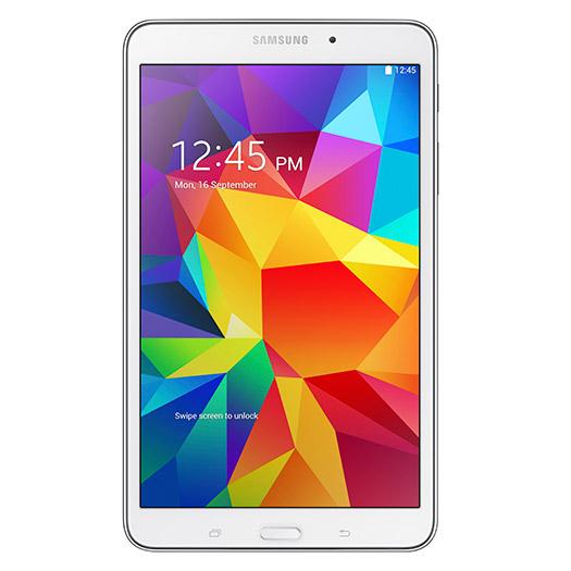 Samsung Galaxy Tab 4 8.0 en México color blanco